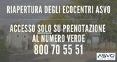 Ecocentri ASVO_ACCESSO SU PRENOTAZIONE