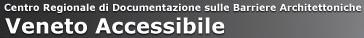 Logo del Centro Regionale di Documentazione sulle Barriere Architettoniche