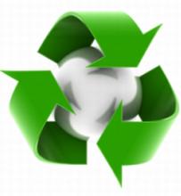 Simbolo del riciclo