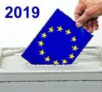 Logo delle Elezioni Europee 2019