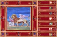 Logo del Referendum regionale consultivo sull'autonomia del Veneto con stemma avente il leone di San Marco