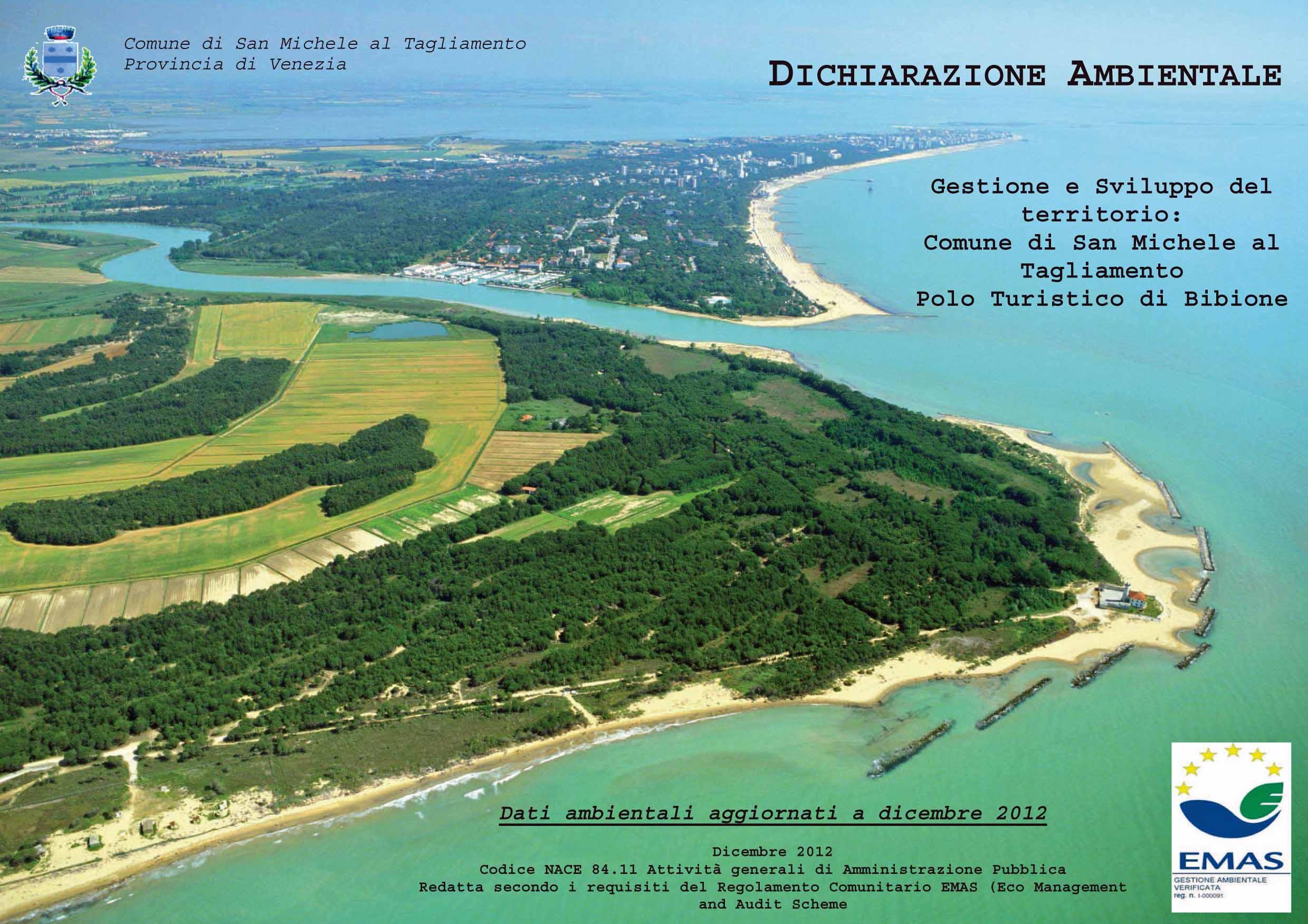 Dichiarazione Ambientale 2013