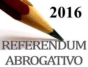 Logo del Referendum popolare abrogativo