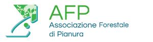 Logo dell'Associazione Forestale di Pianura (AFP)