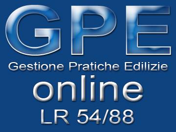 Accesso al NUOVO portale delle Pratiche Edilizie Online