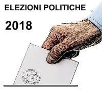 Logo delle Elezioni Politiche 2018