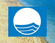 La spiaggia di Bibione è BANDIERA BLU