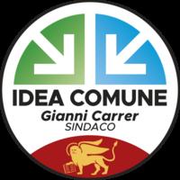 Simbolo della lista n. 2: IDEA COMUNE GIANNI CARRER SINDACO