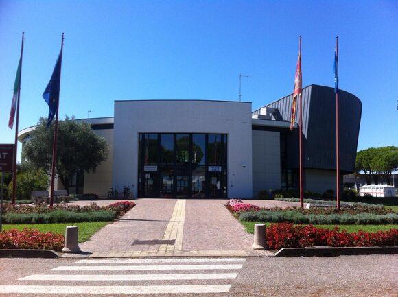 Ufficio IAT presso la delegazione comunale di Bibione