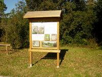 Cartellonistica informativa aree naturali di Bibione
