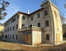 Villa de Buoi dopo i lavori